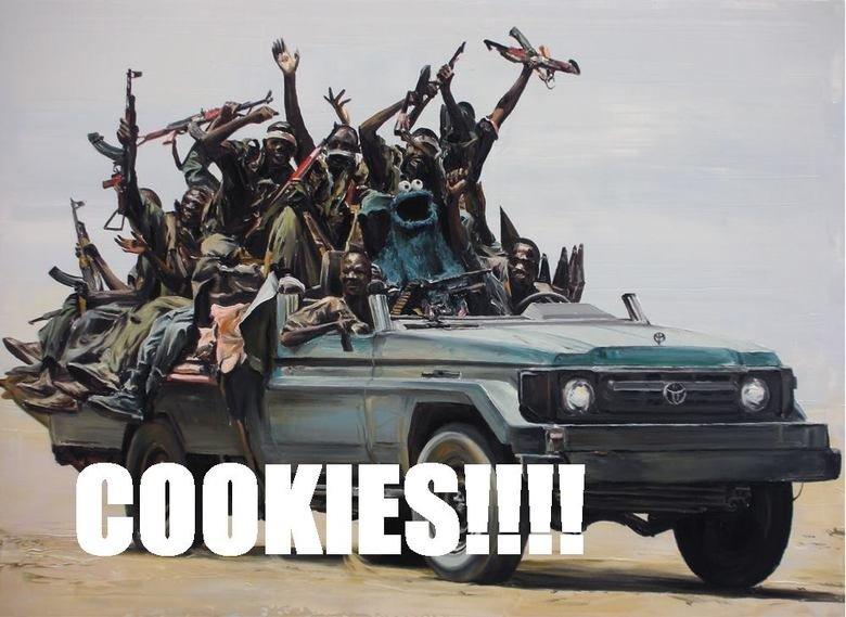 Hm.. cookies.. .