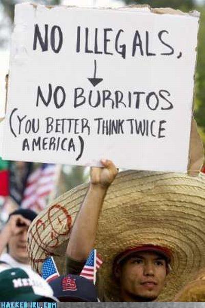 Hmm Burritos. Lol he has a very strong point . THEME T T ilgili' l HM (. REPOST REPOSTER!!! America Burritos