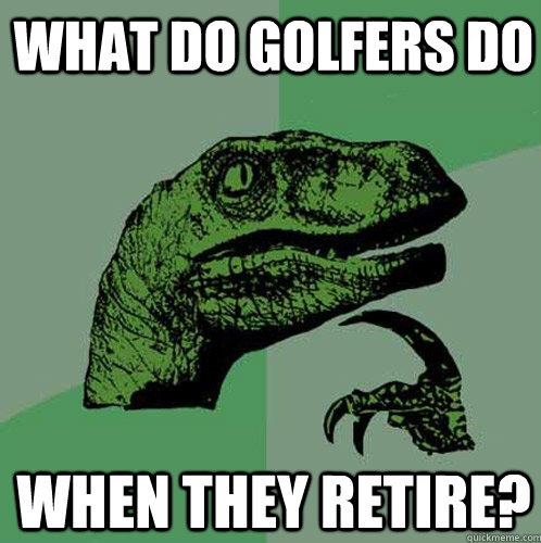 Hmmm.... .. They play Mini-Golf