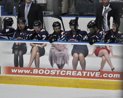 Hockey. .