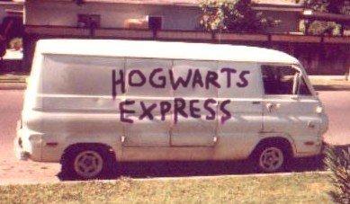 Hogwarts Express: Looks Legit. <br /> Looks Legit.. hogwarts Express looks look legit