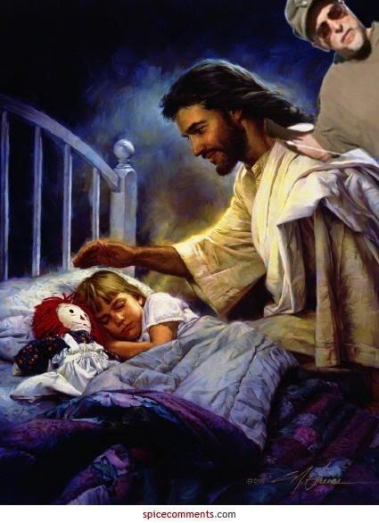 Holy matters. .. No sleep..