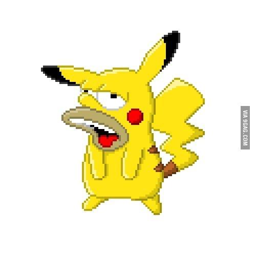 Homer-chu. Just tryin' to get lvl 2 :3.. gtfo back to 9fag homer PIKACHU Pokemon simpsons