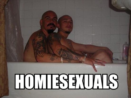 HomieSexuals. www.facebook.com/MCDUANEsWorLd. iiss
