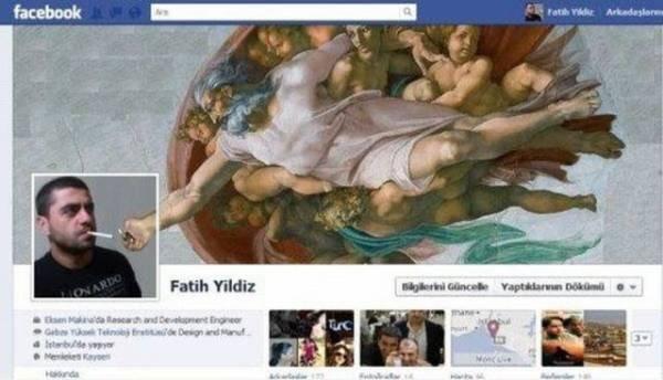 How to: Facebook. Bleep bloop. 9/11 was an inside job.. facebook iima' ian. so epic
