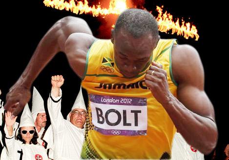 How Usain Bolt learned to run.. .