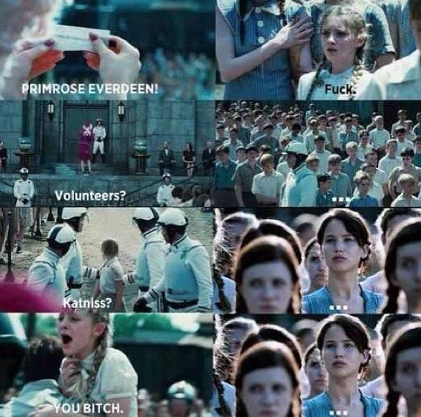 Hunger Games. .