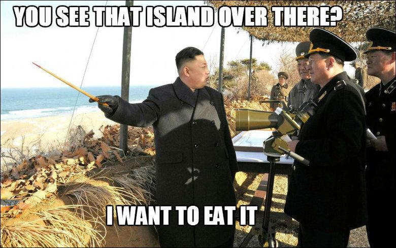 "Hungry Kim. . Iain 1 . tzus. ""But first nuke it, I like that microwaved"""