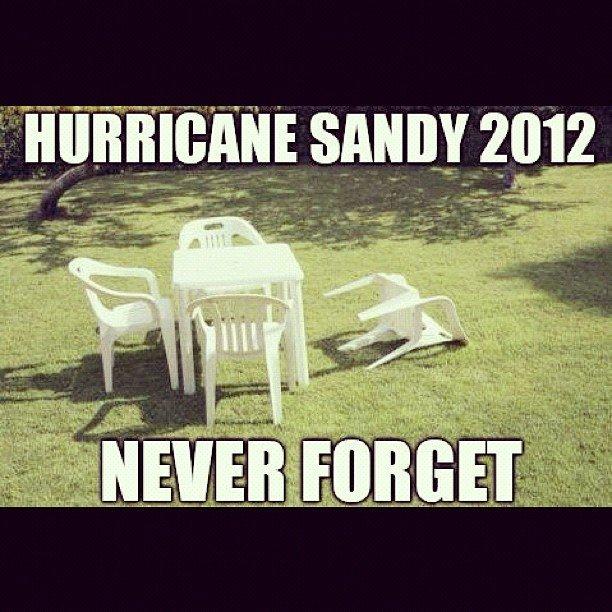 Hurricane Sandy. I will never forget.... lyke dis if u cry ever Tim