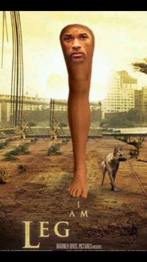 I am Leg End. Not OC. Literally just stole it from a friend's Facebook wall... العربية come in wat is i am leg no i am leg legend
