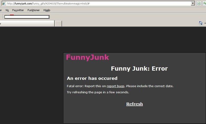 I don't like the magic trick in URL. .