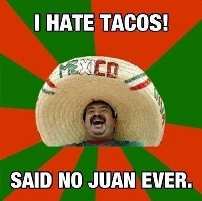 I hate... . I HATE SAID JUAN EVER.. i like the hat