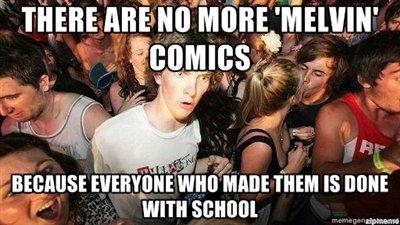 I liked those comics, too.. Five word min i mum. THERE mun !lloll,? lili.. lmm' 1 'ttis It 5. I in