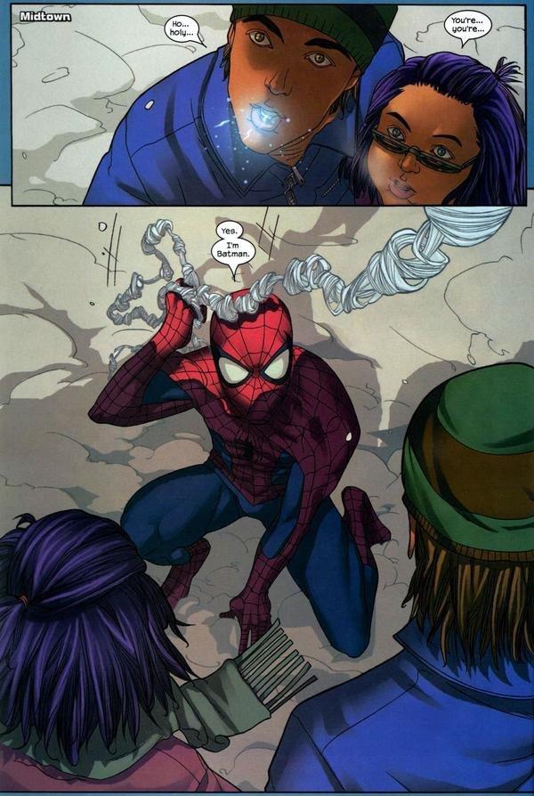 I love Deadpool. He's my favorite.. Dat channel For teh lulz. The Runnaways Spiderman batman
