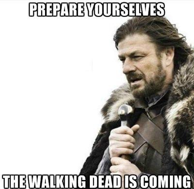 I'm Ready. Are You?. . PREPARE