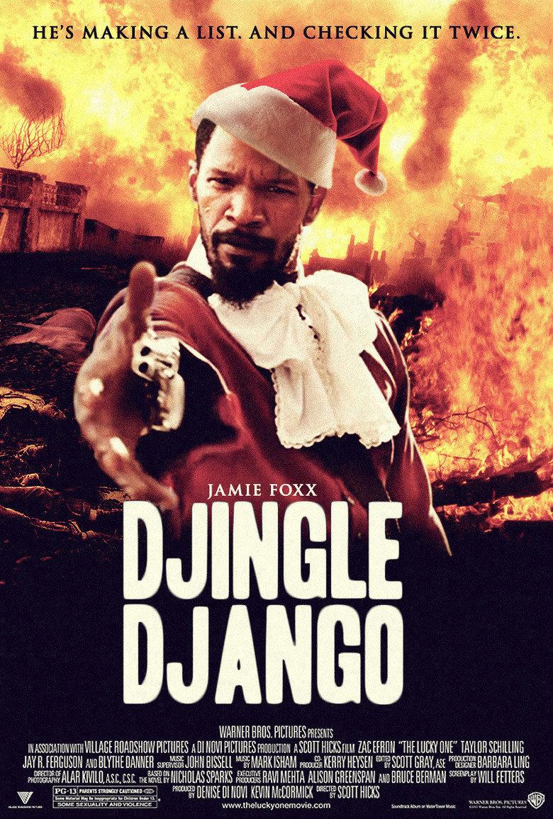 I need this to happen. . wt. JAMIE FOXX BEBE. WIRES if/ Sli'!. He's got sppuuuuurs that Djingle Djangle Django (Djingo Django!)