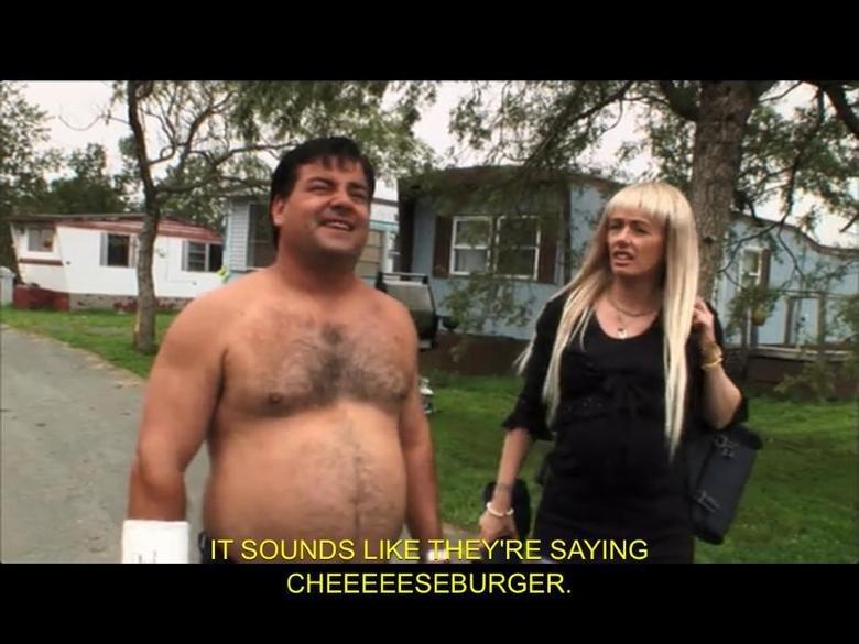 I still say they do.. Cheeseburger..