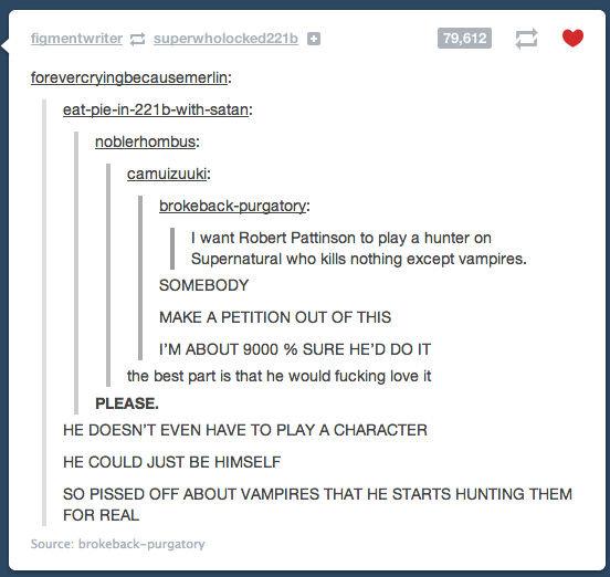 """I've done my time."". CEEEEEEEEEDRIIIIIIIIIIIIIC!. forewent: [ use me Mn: eaten: Bus: broke has : I want Robert to play a hunter on Supernatural when We nothing"