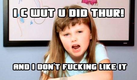 I C WUT U DID THUR. OMFG I DID SEE AND I DONT LIKE IT!! CHARLIE JEWSON.. LOL!!!! i c wut u did th kids react HELLOITSMASTERHU