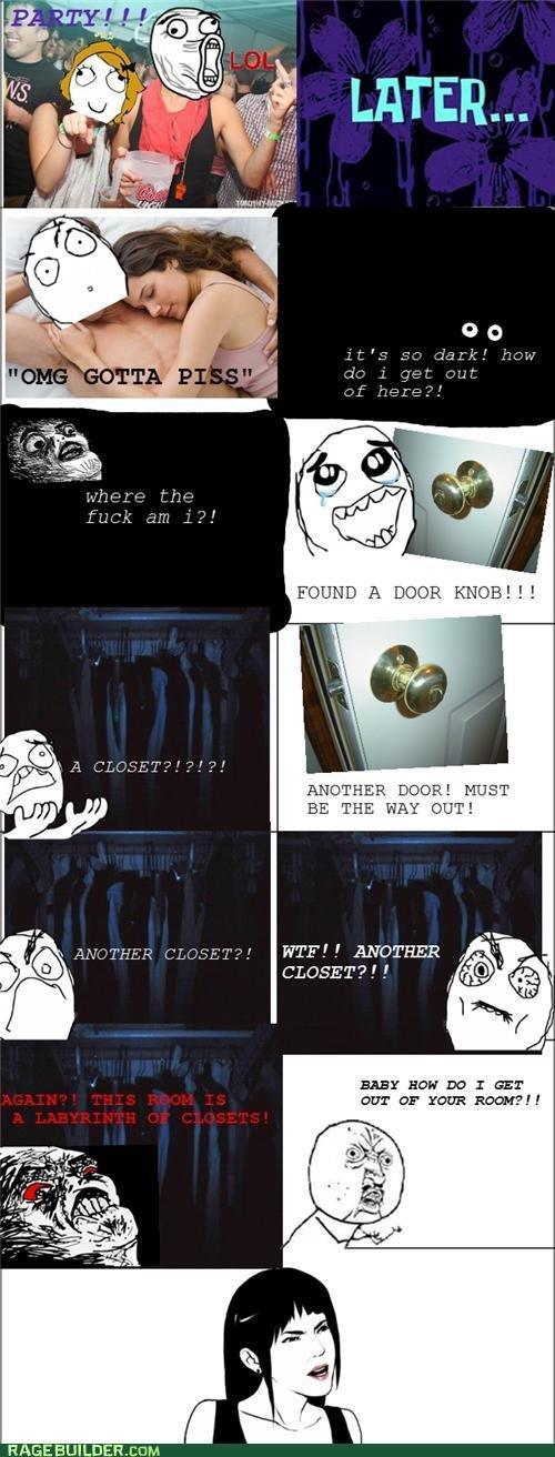 I Dont Think That One Was a Doorknob. I Dont Think That One Was a Doorknob. DEERE MUST BE THE WAY GUT! a HEW DD I GET RAGEBUILDER, cam. HAHA wat I Dont Think Tha