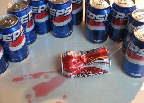 I Still Like Coke Bttr. .. Me too. Coke's better!