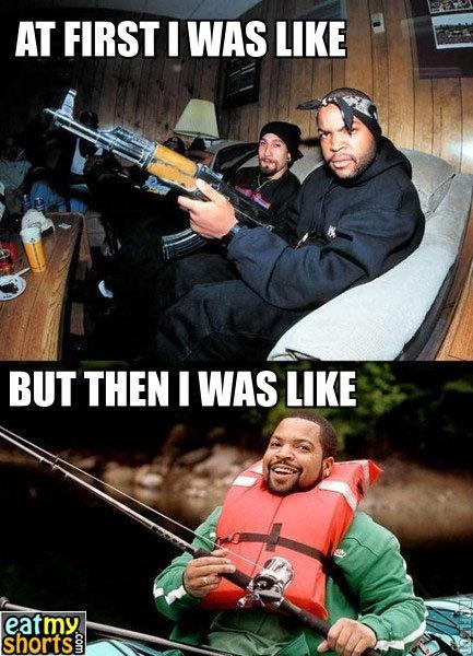 "Ice Cube. ""Insert thumbwhore description""."