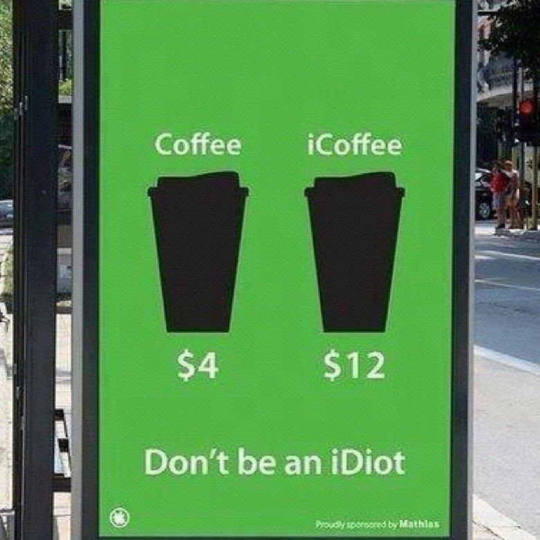 iDiots. Not OC.