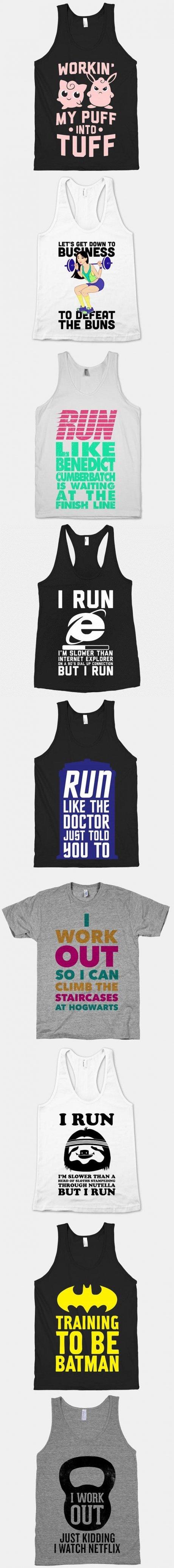If Gym Clothes Were Honest.. funny ass shirts.. ELOHEL THAN u U ENE END RUN LIKE THE MISTER HUN TI] I RUN ETTA urn: nutn Matt, LA BUT! RUN TRAINING TO BE BATMAN