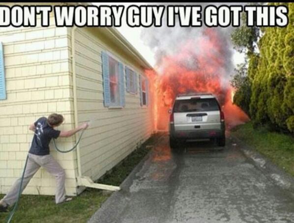 Igot this...Fire. .
