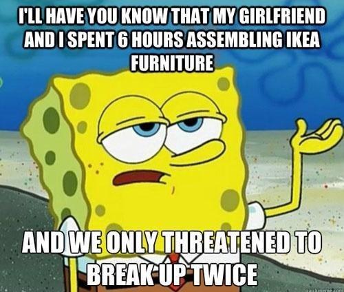 Ikea. .