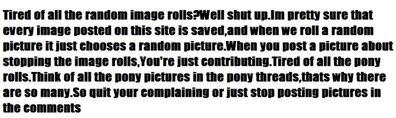 Image rolls. .