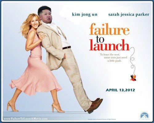 "In A Theatre Near You. . kim Jong sarah jessica parker in APRIL "", millk .. Commando: North Korea Failure to Launch"