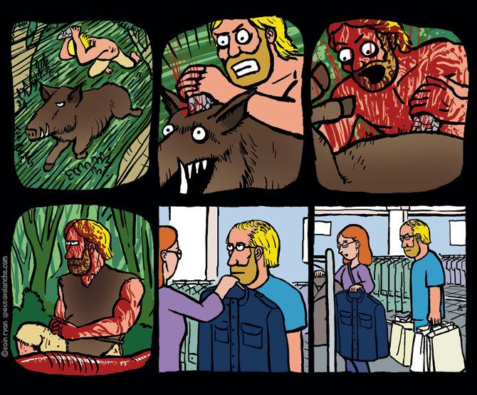 Inner Bear Grylls. not related to drinking pisss.. inner farcry 3. Shark bait hoo ha