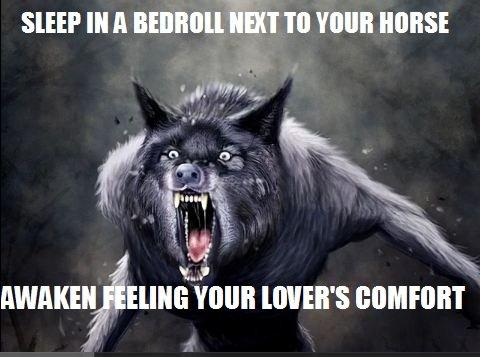 insanity werewolf