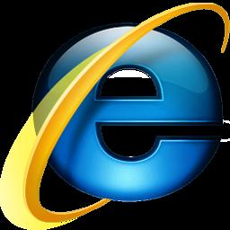 Internet Explorer. The slowest. internet Explorer omg