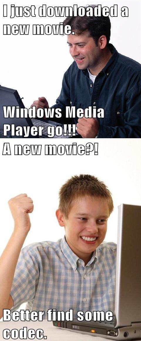 Internet noob dad and kid...strike again. Internet noob dad and kid...strike again. Winblows II B
