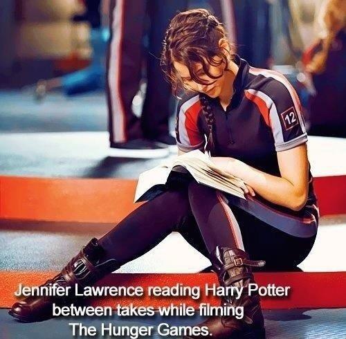 Internet Sweetheart. not bad. j;; Jennifer Lawrence read mg Hen? Putter Cr.' -i between finning. Looks like the n7 uniform. hungry harry