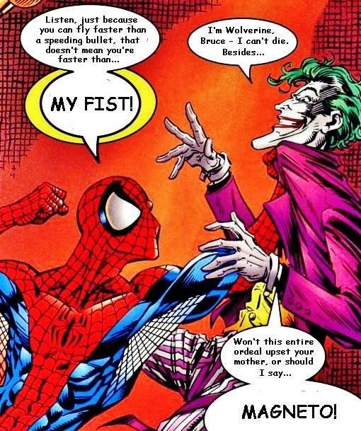Iron Man vs Green Lantern. WHO WILL WIN?. Listen, 'ust hizouse you eon p, 'pr 'Foster thon I' m Wolverine, o speeding bullet, thew ' doesn' t mean you' re Foste