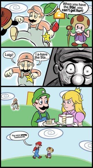 IS SUPRA MAYRO BROSS :DDDDDDDDDD. : DDDDD.. Luigi finally got his together