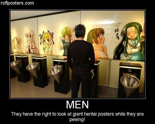 anime pee