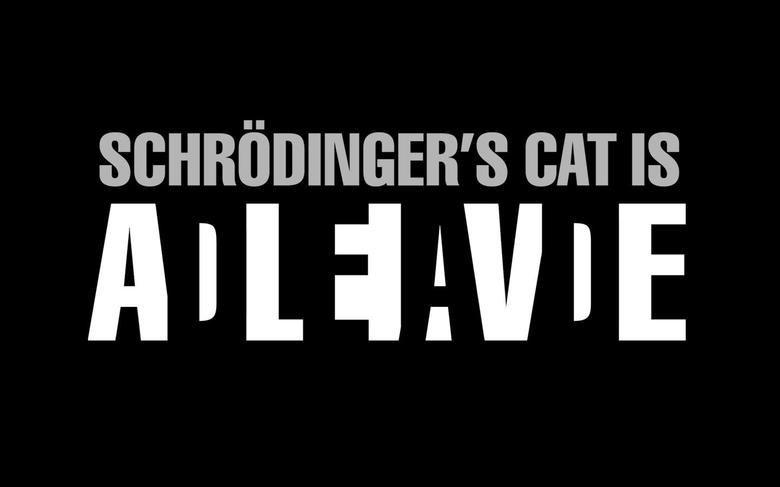 It's ADLEIAVDE. five words..