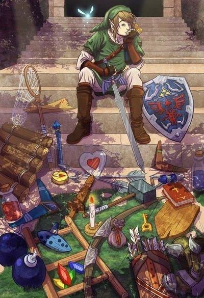 It's Not Zelda. .. hey, listen!