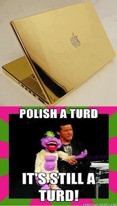 It's still a Turd. OC i apologize for blurriness.