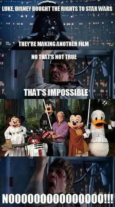 """Its True. Disney owns all. UNI BO HEM m RIGHTS """" will mm"""