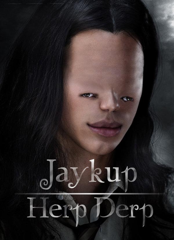 Jacob Herp Derp. Herp Derp.. No. Only Jaykup Herp Derp can pull of this level of derp. He is in a class unto his own. herp derp durp hurp Jaycup jaykup jacob