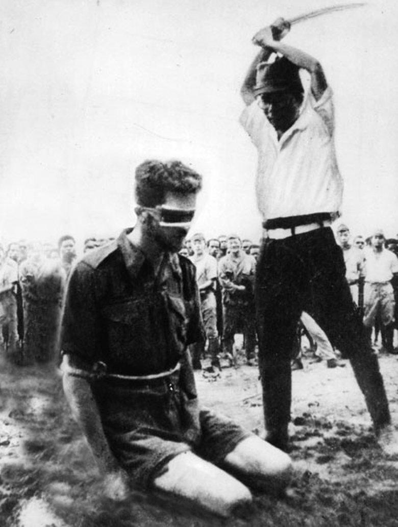 Пытки японцев фото 7 фотография
