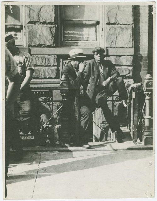 Jay Z Time travelling. Harlem, 1933.. i dont get it