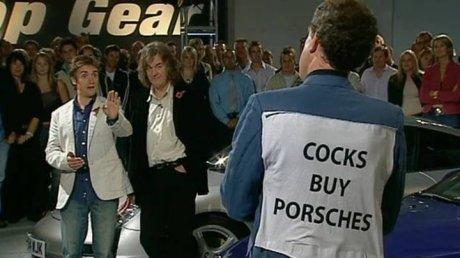 Jeremy Clarkson everyone. .
