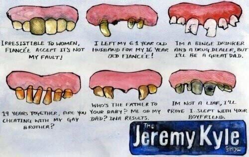 Jeremy Kyle. .