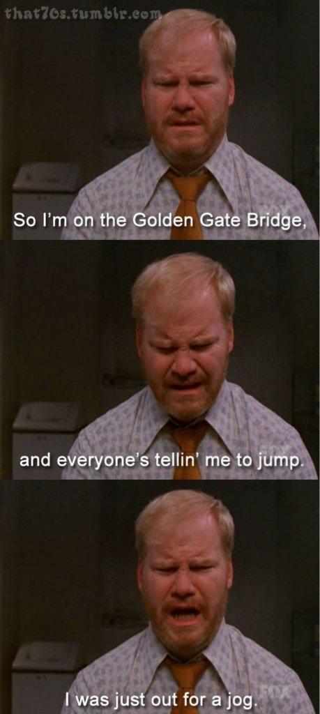 Jim Gaffigan. .